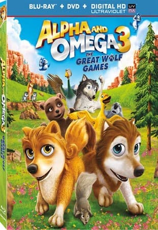 Альфа и Омега 3 / Alpha and Omega 3: The Great Wolf Games