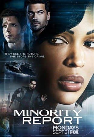 Особое мнение / Minority Report