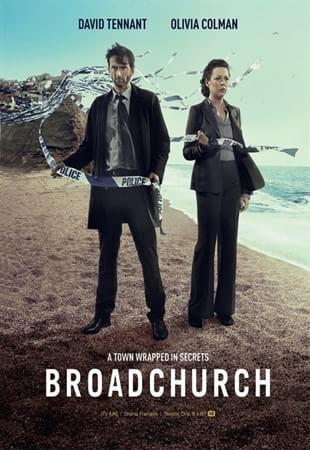 Убийство на пляже / Бродчерч / Broadchurch