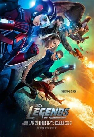 Легенды завтрашнего дня / DC's Legends of Tomorrow