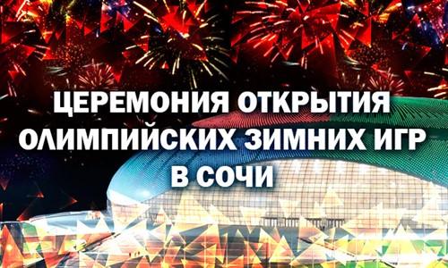 Олимпийских игр в Сочи